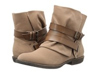 Blowfish Alias Wheat Fawn Taupe Dyecut Women's Boots