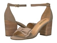 Report Pearlina Taupe High Heels