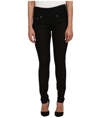 Jag Jeans Petite Nora Pull On Skinny In Black Rinse Black Rinse Women's Jeans