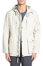 Cole Haan Men's Water Repellent Hooded Jacket