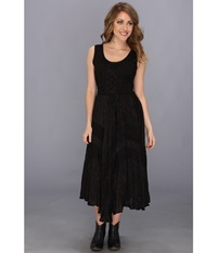 Scully Honey Creek Amelie Dress Black Women's Dress