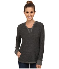 Outdoor Research Zenga Hoodie Charcoal Women's Sweatshirt Gray