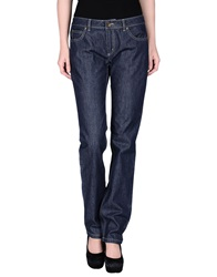 Henry Cotton's Denim Pants Blue