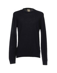 H953 Sweaters Dark Blue