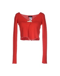Jei O' Cardigans Red