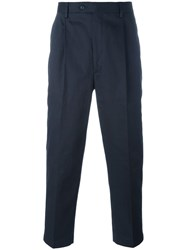 Lc23 Tailored Trousers Blue