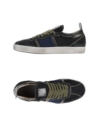 Primabase Low Tops And Trainers Dark Blue