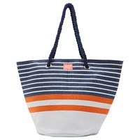 Joules Summerbag Beach Bag Navy Stripe
