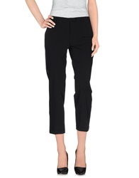 Pianurastudio Casual Pants Black
