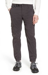 Prana Zion Water Repellent Stretch Jogger Pants Charcoal