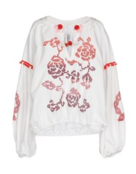 Forte Couture Blouses White