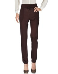 Jei O O' Casual Pants Brown
