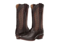 Ariat High Roller Bittersweet Chocolate Cowboy Boots Brown