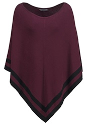 S.Oliver Cape Burgundy Kiss Red