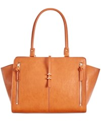 Inc International Concepts Kiana Satchel Only At Macy's Tan