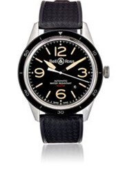 Bell And Ross Br 123 Sport Heritage Watch Black