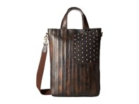 Scully Leather Patriotic Rockin Tote Multi Tote Handbags