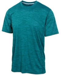 Ideology Id Mesh Performance T Shirt Only At Macy's Bold Teal
