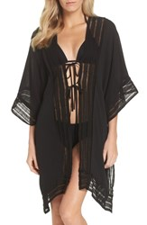Muche Et Muchette Serendipity Cover Up Tunic Black