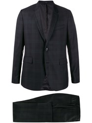 Paul Smith Regular Fit Checked Suit 60