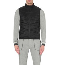 Orlebar Brown Ayton Quilted Shell Gilet Black