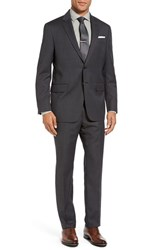 Todd Snyder Men's Synder White Label Trim Fit Solid Wool Suit