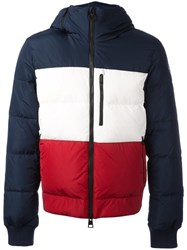 Rossignol Colour Block Padded Jacket Blue