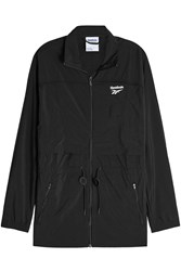 Reebok Windbreaker Jacket Black