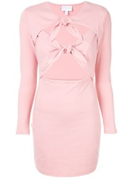 Alice Mccall Real Thing Mini Dress Pink