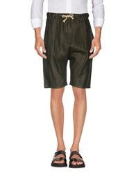 Messagerie Trousers Bermuda Shorts