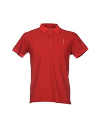 Bomboogie Polo Shirts Red