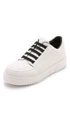 3.1 Phillip Lim Pl31 Low Top Sneakers White
