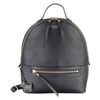 Radley Northcote Road Leather Medium Backpack Black