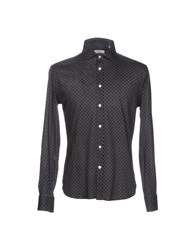 Brio Shirts Steel Grey