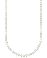 Belle De Mer Pearl Necklace 30' 14K Gold Aaa Akoya Cultured Pearl Strand 8 8 1 2Mm