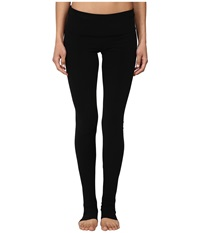 Kamalikulture By Norma Kamali Go Legging Black Women's Clothing
