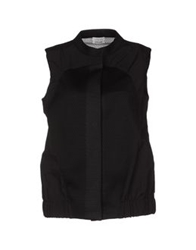 Rue Du Mail Sleeveless Shirts Black