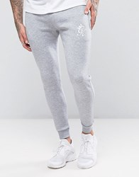 Gym King Joggers In Skinny Fit Gray