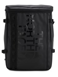 The North Face Base Camp Fuse Box Nylon Blend Backpack Black
