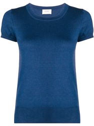 Snobby Sheep Knitted Top Blue