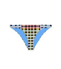 Mara Hoffman Plaid Swimsuit Bottom Multicoloured