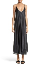 Alexander Wang Women's T By Silk Charmeuse Midi Dress