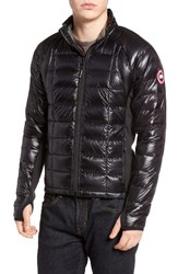 Canada Goose Men's 'Hybridge Tm Lite' Slim Fit Packable Jacket Red Black