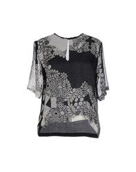 Preen By Thornton Bregazzi Shirts Blouses Women Black