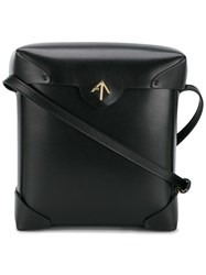 Manu Atelier Pristine Shoulder Bag Black
