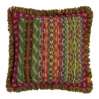 Etro Banavie Tassel Edged Cushion 45X45cm Purple