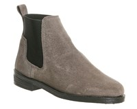 Office Jamie Chelsea Boots Grey