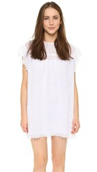 Little White Lies Pearl Dress White