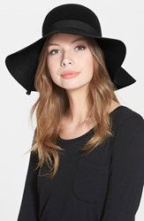 Junior Women's David And Young Floppy Felt Hat
