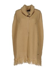Cristinaeffe Capes And Ponchos Camel